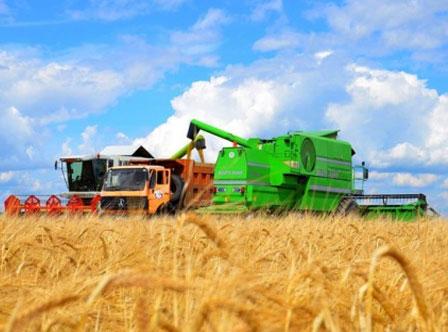 Механизация сельского хозяйства